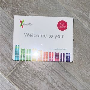 23 and Me Health and Ancestry Kit